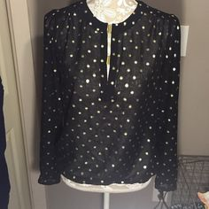 The Limited Blouse The Limited Blouse  size small The Limited Tops Blouses