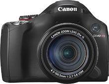 Canon - PowerShot SX40 HS Black 12.1-Megapixel Digital Camera - Black My next camera? could be!