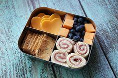 Teen and Tween Bento Box Lunch Idea #CrunchmasterChallenge