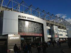 iPro Stadium in Derbyshire, Derbyshire