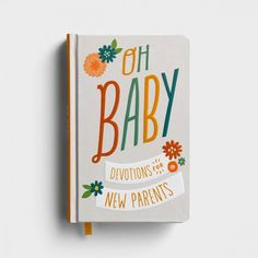 Oh, Baby! Devotions for New Parents - Gift Book   Gift new parents with this adorable book that will meet them in their short moments of quiet   Each devotion features a Scripture, encouraging message, and short prayer   A wonderful gift for all the expecting and new parents in your life #ad #dayspring #newparents #newmom #postpartum #pregnancy #babyshower #devotional #christian #parenting Parenting Books, Parenting 101, Short Prayers, Light Of Christ, Raising Godly Children, Sisters In Christ, Gifts For New Parents, Sleepless Nights, Christian Parenting