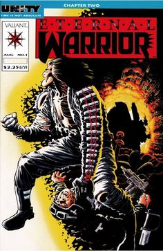 Eternal Warrior (1992) #1