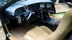"""Original K.I.T.T. from """"Knight Rider"""" goes up for auction"""