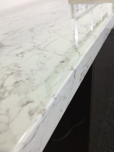 Gloss laminate benchtops! Stunning, durable, affordable: what's not to love...  www.semble.com.au