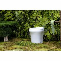 Santerra Green FlushSmart V Series Systems are the most advanced environmental toilet system available today. A modern-looking vacuum flush ...