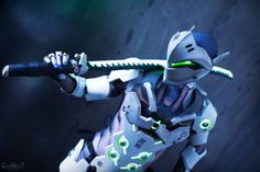It's Hard To Believe That This Genji Is A First Attempt At Cosplay