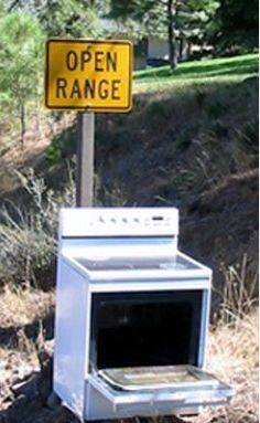 OPEN RANGE JUST GOT A NEW MEANING  ---- funny pictures hilarious jokes meme humor walmart fails