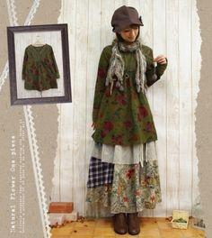 Sweet coat and skirt