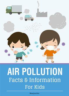 007 Types of Pollution Life Skills Worksheets, ESL, Science