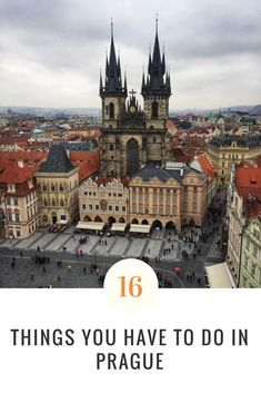 Looking to visit Prague? Well check out our Prague Itinerary for 4 days in the city. From visiting the Charles Bridge at Sunrise, to exploring the castle, this is our guide to the best things to see, as well as the best places to eat and drink. Europe Destinations, Europe Travel Tips, European Travel, Travel Guides, Romantic Destinations, Travel Abroad, Romantic Travel, Budget Travel, Prague Things To Do