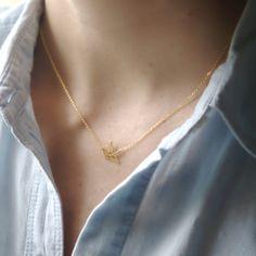 Collier de créateur tendance 2016. Un collier tendance pour cette saison en…