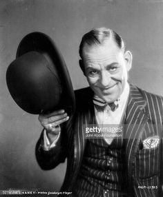 Lon Chaney Sr. - Photo by George Hurrell (1930)