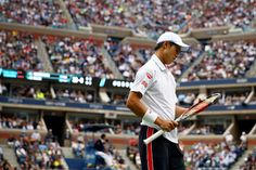 Kei Nishikori Photos - 2014 U.S. Open - Day 15 - Zimbio
