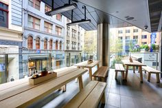 Vapiano Melbourne Interior / Fit Out