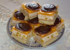 Brownies, Cheesecake, Food And Drink, Sweets, Recipes, Polish, Cake Brownies, Vitreous Enamel, Gummi Candy