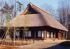 川越道緑地 古民家園|Japan Traditional Folk Houses #tokyo