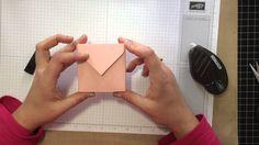 3x3 Envelope Box