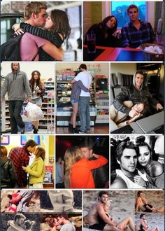 A little birdy told me Miley and Liam are still engaged:)