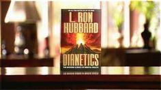 Dianetics, Paperback Book, L Ron Hubbard, Self Help