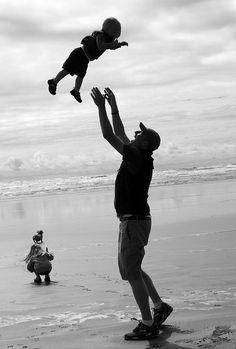 The joy of life!