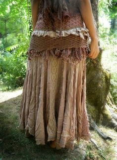 Summer outfit - Jungle Gypsy