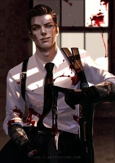 Looks like Kaz Brekker from Six of Crows Member of the Dia Church. Character Concept, Character Art, Concept Art, Male Character Design, Crooked Kingdom, Six Of Crows, Crows Zero, Shadowrun, Boy Art
