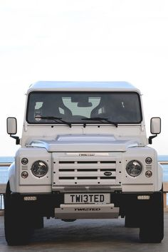 Looking to customize your Land Rover? We carry a wide variety of Land Rover accessories including dash kits, window tint, light tint, wraps and more. Landrover Defender, Land Rover Defender 110, Defender 90, Land Rovers, Best 4x4, Cars Land, Rc Cars, Offroader, Four Wheel Drive