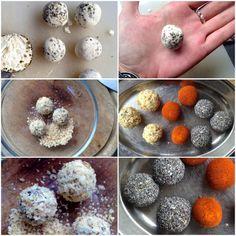 τυρομπαλάκια που δεν πετάς πίσω - Pandespani.com Wine Parties, Food And Drink, Mood, Breakfast, Party, Morning Coffee, Parties
