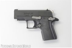 TOP 12 CONCEALED CARRY HANDGUNS - Colt Mustang XSP 380