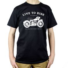 Funny Biker's T-Shirt