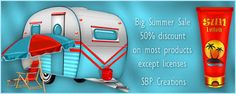 SBP Creations: Big Summer Sale