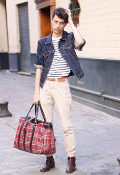 Men´s street style #fashion