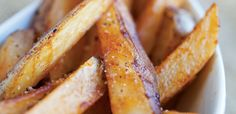 Spicy Oven Fries Recipe, yum! alive.com