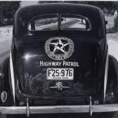 Belos Automóveis Antigos by Daniel Alho / Texas Highway Patrol
