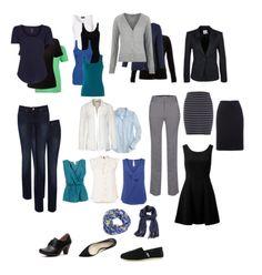 Minimalist Wardrobe-in plus size