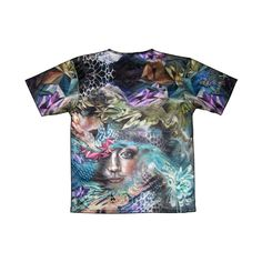Bonnie Goodson featured in the Pineal Paradise Artist Series:  http://www.PinealParadise.com/category/artist-series-tees