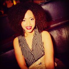 via Black Girl Long Hair