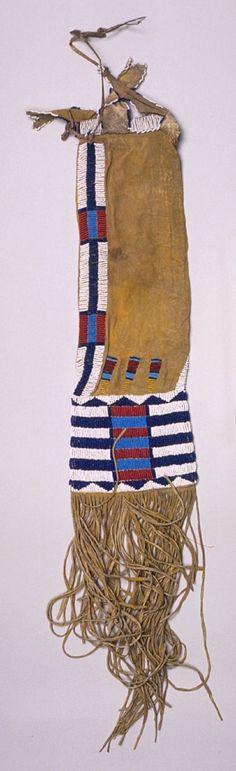 Tab leggings cheyenne tab leggings southern plains for Cheyenne tribe arts and crafts