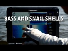 Bass Fishing and Snail Shells