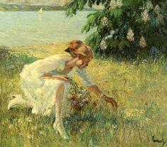 EDWARD ALFRED CUCUEL (1875-1954) 2