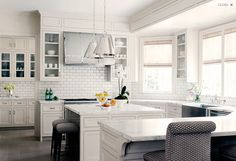 Courtney Hill Interiors - Portfolio - Kitchens
