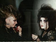 Oct 14    Mélanie et Marjorie @ Minotaure, Neuchâtel, 1989.