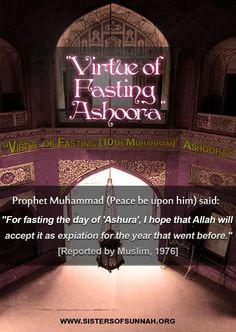 Fasting Ashoora