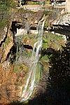 Cascada pequeña de Sant Miquel del Fai