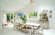 natural modern interiors: Kitchen design ideas :: New, recycled or free standing