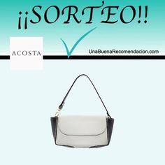 Sorteo Charm Bag Acosta valorado en 140 euros!