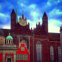 #gdansk #instagram #ilovegdn #architecture