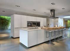 Kitchen Architecture - Home - courtyard house