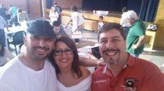 Un gran amigo.. Filipe Vala!!! Nos vemos de nuevo en unos días!!! #anabelycarlos #diadeoficina