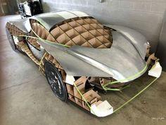Former Mazda designer builds his own supercar